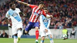 Атлетико – Депортиво – 1:0 – видео гола и обзор матча