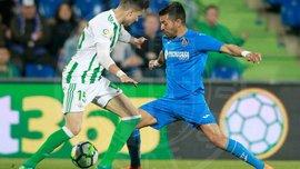 Хетафе – Бетис – 0:1 – видео гола и обзор матча