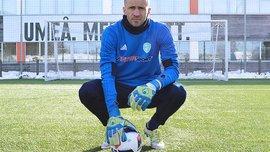 Екс-голкіпер Чорноморця Федоренко продовжить кар'єру в Швеції