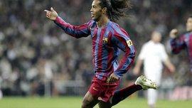 Роналдиньо: Физическая слабость игроков в Испании позволила мне добиться успеха