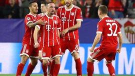 Севилья – Бавария – 1:2 – видео голов и обзор матча