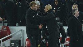 Ліверпуль – Манчестер Сіті: Гвардіола 5-й раз за 555 матчів у кар'єрі пропустив 3 голи до перерви