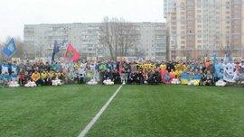 Федерация футбола участников АТО получила официальный статус