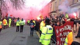 УЕФА рассмотрит дело о поведении фанатов Ливерпуля