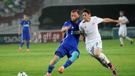 Динамо Тбилиси с украинцем в составе победило в матче чемпионата Грузии