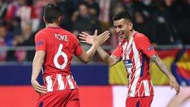 Атлетіко – Спортінг: Коке забив найшвидший гол Атлетіко в єврокубках