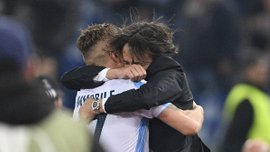 Лаціо – Зальцбург: Іммобіле після гола брутально схопив Сімоне Індзагі за комірець
