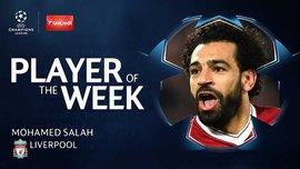Испанские СМИ считают, что Салах незаслуженно стал игроком недели в ЛЧ – почему египтянин победил Роналду?