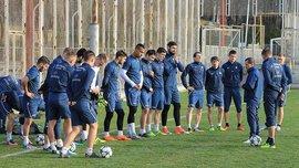 Олимпик сыграет с Черноморцем без трех игроков основного состава