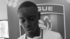 Помер 18-річний гравець Гавра Самба Діоп