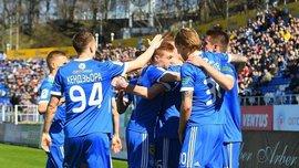 Динамо – Зоря – 4:0 – відео голів і огляд матчу