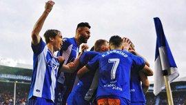 Алавес – Хетафе – 2:0 – видео голов и обзор матча