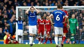Эвертон–Ливерпуль–0:0 – видеообзор матча