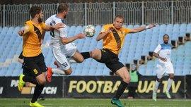 Александрия – Сталь – 2:0  – видео голов и обзор матча
