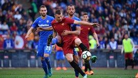 Рома – Фіорентина – 0:2 – відео голів та огляд матчу