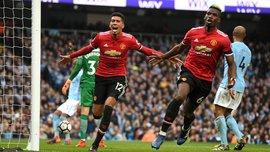 Манчестер Сіті – Манчестер Юнайтед – 2:3 – відео голів та огляд матчу