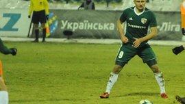 Сергийчук: Запихнуть гол на коленях – это в моем стиле