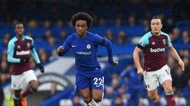 Челси – Вест Хэм – 1:1 – видео голов и обзор матча