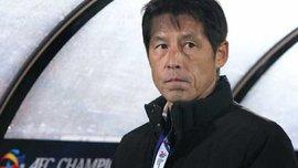 Нішіно очолив збірну Японії