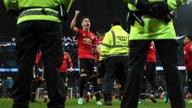 Еррера плюнув у емблему Манчестер Сіті та був змушений виправдовуватись