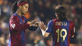 Роналдиньо рассказал, на что надо надеяться Барселоне после ухода Месси