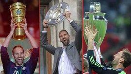 Штарке в Баварии выиграл больше трофеев, чем сыграл матчей