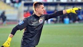 Голкіпер Маріуполя Гальчук отримав струс мозку в матчі з Ворсклою