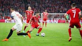 Бавария – Севилья – 0:0 – видеообзор матча