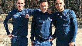 Козлов и Вакуленко вернулись в общую группу Олимпика