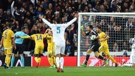 Кулисы решающего пенальти в матче Реал – Ювентус: интересная реакция Роналду, партнеров и туринцев