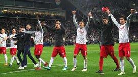 Зальцбург – Лацио – 4:1 – видео голов и обзор матча