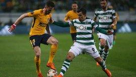 Спортинг – Атлетико – 1:0 – видео гола и обзор матча