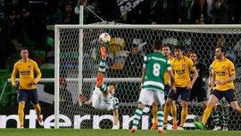 Класний сейв, що показує: Облак – найсильніший воротар, який залишився в єврокубках
