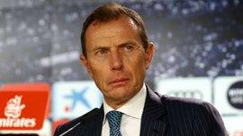 Директор Реала Бутрагеньйо нарікає на складний жереб у цьогорічній Лізі чемпіонів