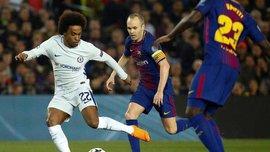 Челсі подав скаргу на Барселону в УЄФА