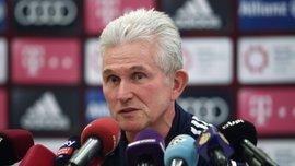 Хайнкес заверил, что Бавария не сбавит обороты в Бундеслиге