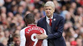 Ляказетт хочет выиграть Лигу Европы, чтобы сохранить Венгера в Арсенале