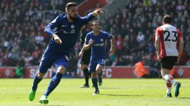 Саутгемптон – Челси – 2: 3 – видео голов и обзор матча