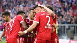 Бавария – Боруссия М – 5:1 – видео голов и обзор матча