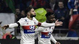 Ліга 1: Ліон розгромив Ам'єн, Генгам відіграв у Лілля два м'ячі за три хвилини