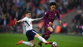 Тоттенхем – Манчестер Сіті – 1:3 – відео голів та огляд матчу