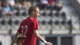Девіч забив лідеру Першої ліги Швейцарії