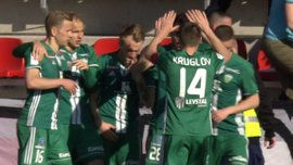 Дебелко і Ткачук допомогли Левадії перемогти чемпіона Естонії