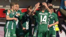Дебелко и Ткачук помогли Левадии победить чемпиона Эстонии