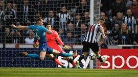 Ньюкасл – Арсенал – 2:1 – видео голов и обзор матча
