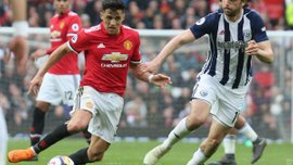 Манчестер Юнайтед програв Вест Бромвічу – Ман Сіті достроково став чемпіоном Англії