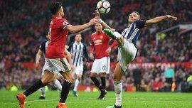 Манчестер Юнайтед – Вест Бромвич – 0:1 – видео гола и обзор матча