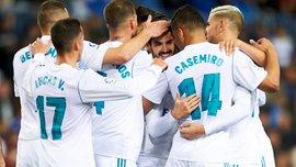 Малага – Реал – 1:2 відео голів та огляд матчу