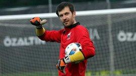 Безотосный восстановился после травмы и сможет сыграть в полуфинале Кубка Азербайджана