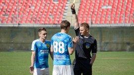 Суми – Рух: Комітет арбітрів ФФУ відсторонив арбітра матчу Павлюка